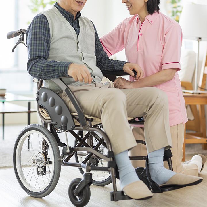 介護職に特化した支援サービスを展開